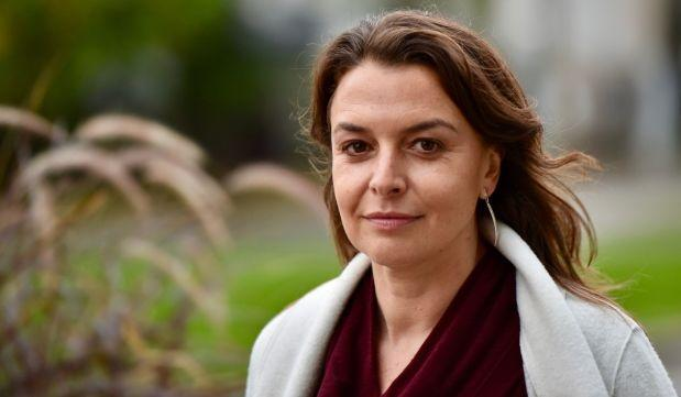 Hilary Black, 43, is the newly appointed chief advocacy officer at Canopy Growth Corp. (CBC)