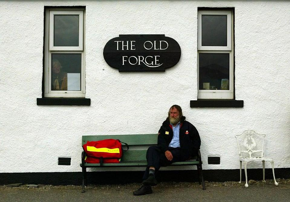 Mainland Britain's remotest pub The Old Forge (Maurice McDonald/PA) (PA Archive)
