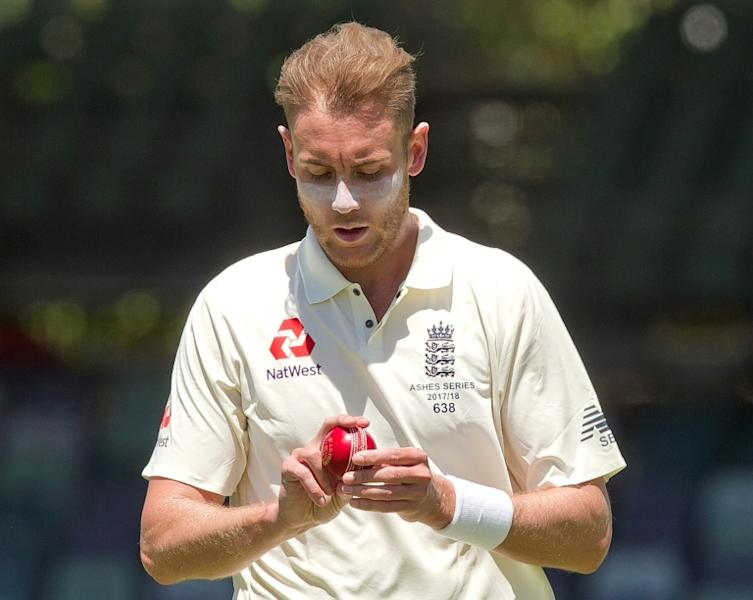 Ahead of the Ashes series, England's Stuart Broad (pictured here) is on the lookout for Australia's David Warner and Steve Smith
