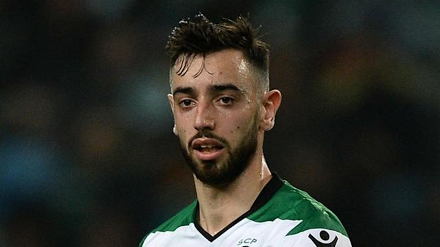 Portugal midfielder Bruno Fernandes has completed his move to Manchester United, signing a five-and-a-half-year contract at Old Trafford.