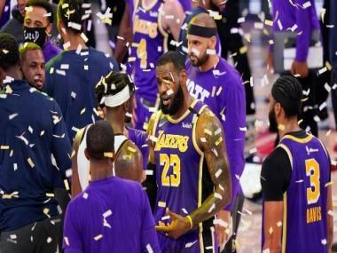 NBA: Miami Heat go in as underdogs against Los Angeles Lakers in NBA Finals