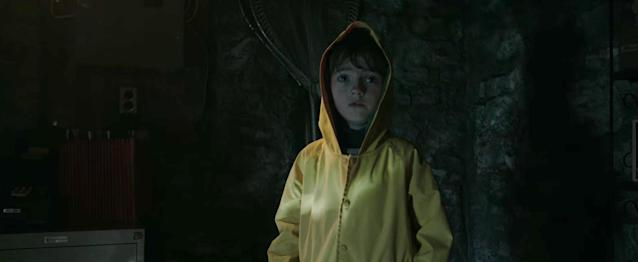 Georgie from <em>It</em> (Photo: Warner Bros.)