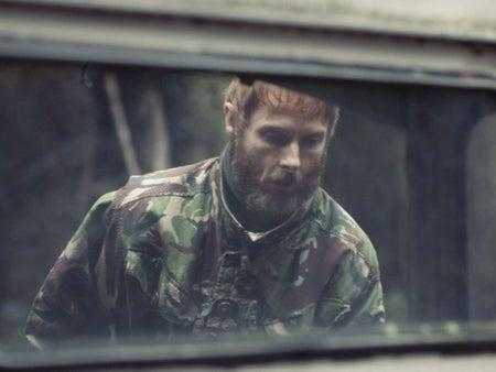 Sean Harris as Stephen Morton in 'Southcliffe'Channel 4