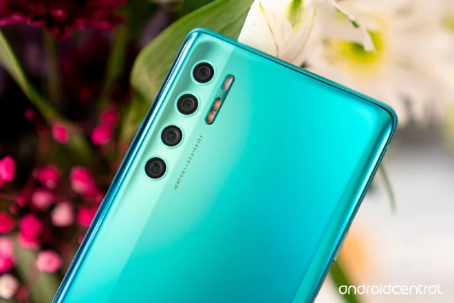 TCL 20 Pro 5G (Imagem: Hayato Huseman/Android Central)