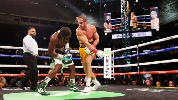 Paul threw 110 more punches, but landed 15 less than Mayweather.