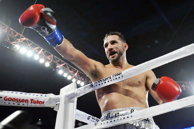 Sergio Mora signed a deal with Haymon Boxing. (AP)
