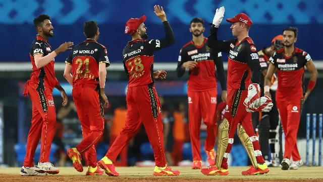 In yet another thrilling finale, Virat Kohli-led Royal Challengers Bangalore (RCB) edged Sunrisers Hyderabad (SRH) by six runs in match six of the Indian Premier League (IPL) at Chennai's MA Chidambaram Stadium on Wednesday. Sportzpics