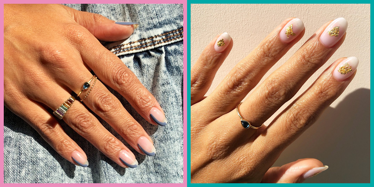"""<p>Mmmkay, so <a href=""""https://www.cosmopolitan.com/style-beauty/beauty/g26418551/almond-nails-shape-design/"""" target=""""_blank"""">almond nails</a> and <a href=""""https://www.cosmopolitan.com/style-beauty/beauty/a51248/coffin-nails-nail-art/"""" target=""""_blank"""">coffin nails</a> might have all the hype right now, but let me turn your attention real quick to a classic favorite and very underrated nail shape: the oval. More tapered than rounded nails, but softer than almond, oval nails are an easy shape to wear (no accidentally stabbing yourself with pointy tips) while still maintaining your length. If you can't help but associate the shape with the one your grandma wears (no shade—love you grams), then take a scroll through the below 16 design ideas to convince you that oval nails will always be timeless and, more importantly, really freakin' pretty. While you screenshot, I'll be over here Googling how to grow my nails longer so that I can shape them into cute little ovals. </p>"""