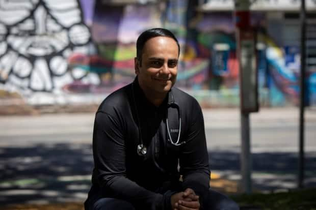 Dr. Naheed Dosani is a palliative care physician and lead doctor with PEACH — the Palliative Education And Care for the Homeless — group in Toronto.