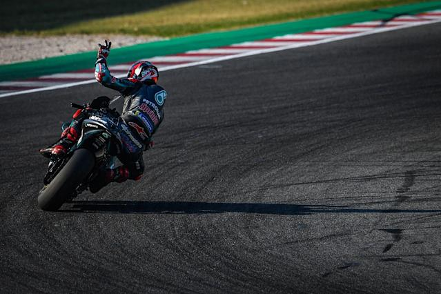 Quartararo on top again, sweeps Misano testing