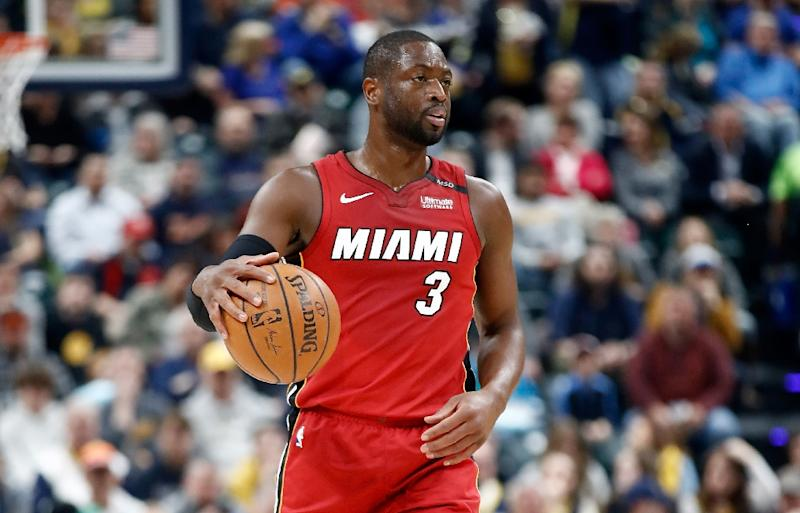 dca4db144fff Dwyane Wade will return for one final season with the Miami Heat