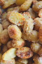 "<p>These mini-delights prove that good things come in small packages.</p><p><strong>Get the recipe at <a href=""http://www.seasonalcravings.com/teeny-tiny-roasted-potatoes/"" rel=""nofollow noopener"" target=""_blank"" data-ylk=""slk:Seasonal Cravings."" class=""link rapid-noclick-resp"">Seasonal Cravings.</a></strong></p>"