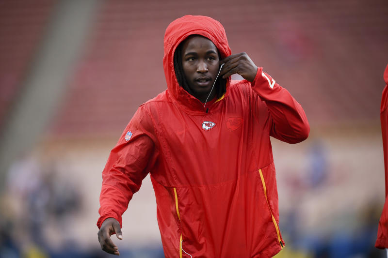 Browns' Kareem Hunt banned 8 games by NFL for 'altercations'