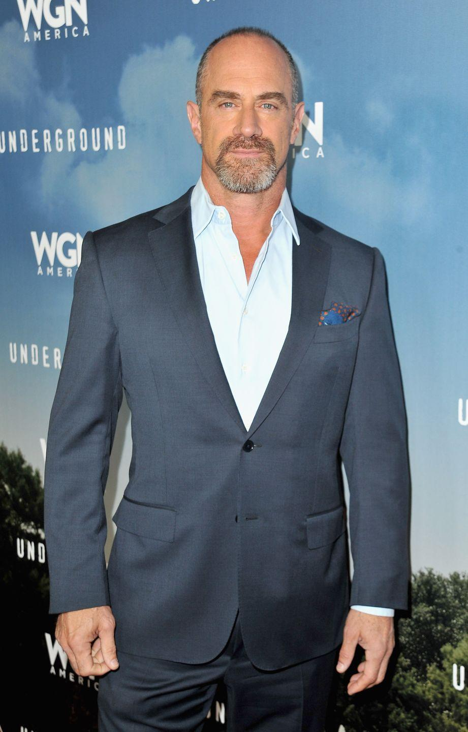 "<p>Detective Elliot Stabler made up half of the team on <em>Law and Order: SVU</em>. So, rightfully, fans were crushed when Meloni made a graceful exit before season 13 when his character retired from the police force. Meloni revealed his departure from NBC was purely due to contract negotiations. ""I left with zero animosity, but I did leave clearly and open-eyed in going forward and finding new adventures,"" Meloni told <a href=""https://nypost.com/2020/07/06/christopher-meloni-on-returning-to-the-law-order-universe/"" rel=""nofollow noopener"" target=""_blank"" data-ylk=""slk:The New York Post"" class=""link rapid-noclick-resp"">The New York Post</a>.</p>"