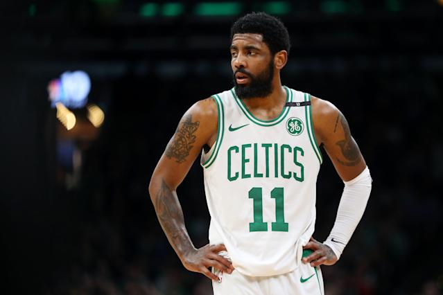 Kyrie Irving (Photo by Maddie Meyer/Getty Images)