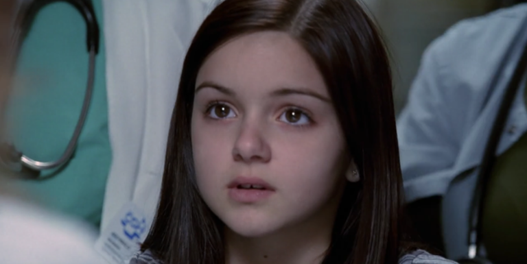 <p>Ariel Winter joined the cast of <em>ER </em>for a multi-episode story arc. The <em>Modern Family </em>star played a young girl whose mom was undergoing emergency surgery after the two were in a car accident.</p>