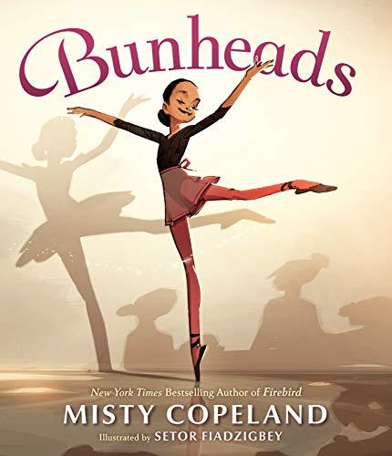 """Bunheads,"" by Misty Copeland (Amazon / Amazon)"