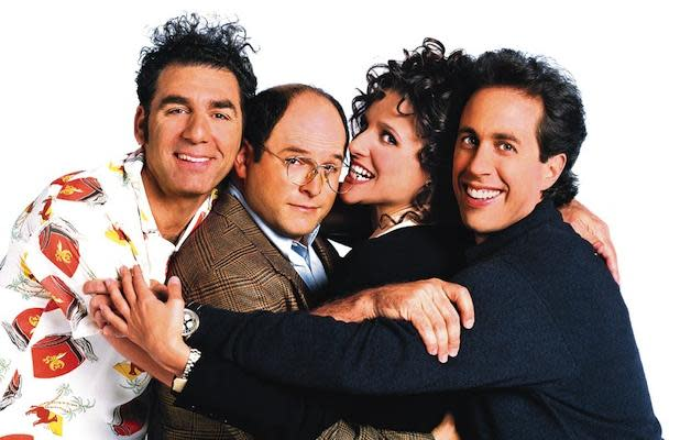 Viacom Acquires 'Seinfeld' Exclusive Cable Rights From Sony