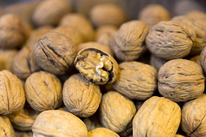 Eating walnuts may help to curb your cravings for dessert and other high-fat foods, in case you were wondering