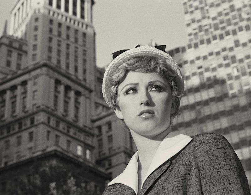 Cindy Sherman Untitled Film Still #21, 1978, Gelatin silver print, 8 x 10 inches, 20.3 x 25.4 cm (Courtesy of the artist and Metro Pictures, New York )
