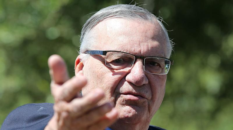 Joe Arpaio Gives Wild Explanation For Trainwreck Sacha Baron Cohen Interview