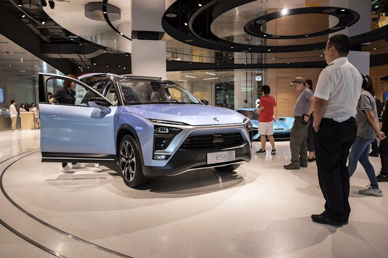 GAC Says in Talks With Cash-Strapped NIO After Stock Surge