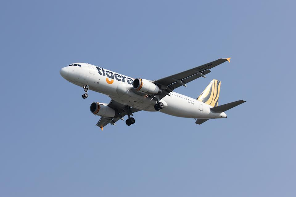 Look out: Tigerair's $1 return flight is back. (Source: Getty)