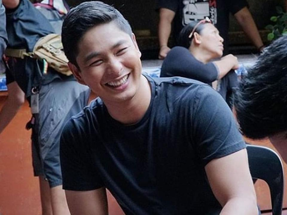 """Coco Martin is delighted as """"Ang Probisyano"""" airs its 1,000th episode. (Source: The Hive Asia)"""