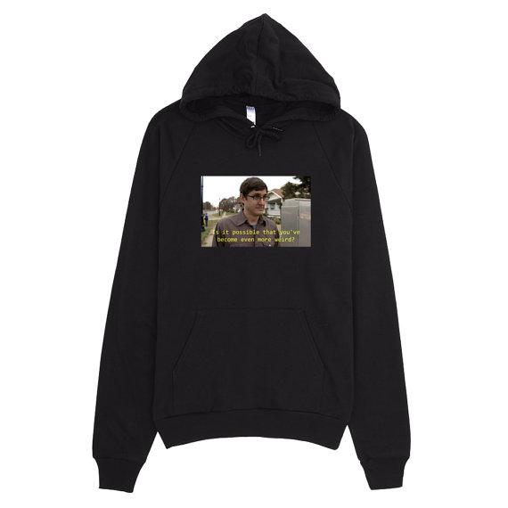 <p>Any Theroux fan will know his comments are best taken out of context [Photo: SIXIATAX/Etsy] </p>