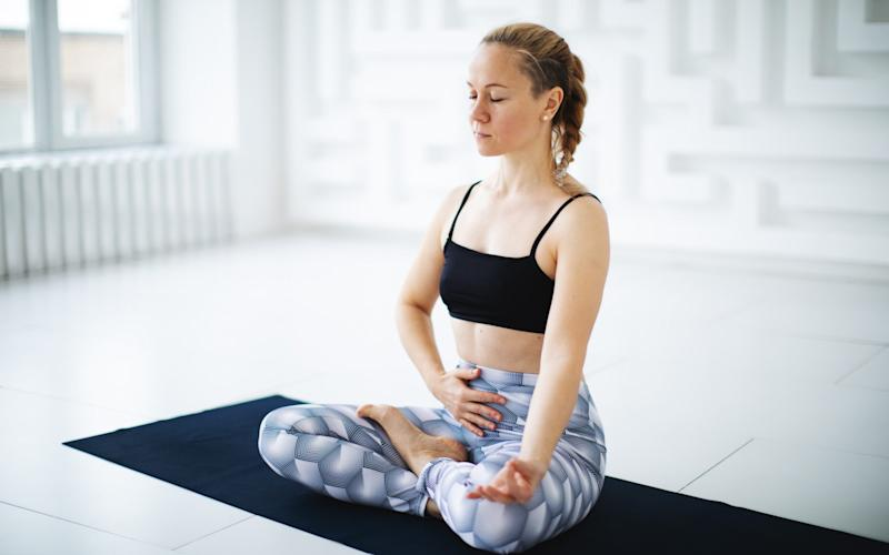 Yoga, walking, running and cycling can all help lower your risk of cancer - E+
