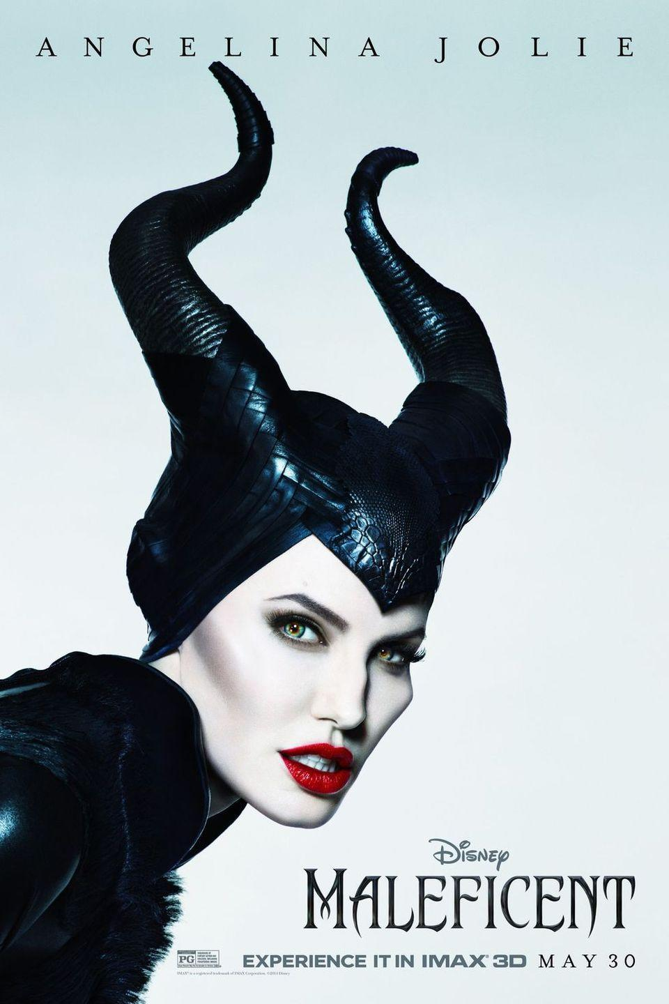 """<p>Based on the evil character in <em>Sleeping Beauty,</em> Maleficent (<strong>Angelina Jolie</strong>) takes center stage as the protector of a forest kingdom. When she tries to curse an infant princess, she discovers that the princess may be the one who can restore her land. The result is a complicated relationship that will make you think twice about one of Disney's most iconic villains.</p><p><a class=""""link rapid-noclick-resp"""" href=""""https://go.redirectingat.com?id=74968X1596630&url=https%3A%2F%2Fwww.disneyplus.com%2Fmovies%2Fmaleficent%2F1QAyjfzQe6OK&sref=https%3A%2F%2Fwww.goodhousekeeping.com%2Flife%2Fentertainment%2Fg33651563%2Fdisney-halloween-movies%2F"""" rel=""""nofollow noopener"""" target=""""_blank"""" data-ylk=""""slk:WATCH NOW"""">WATCH NOW</a></p>"""