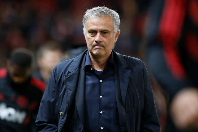 Jose Mourinho was unable to bring the Premier League title back to Manchester United.