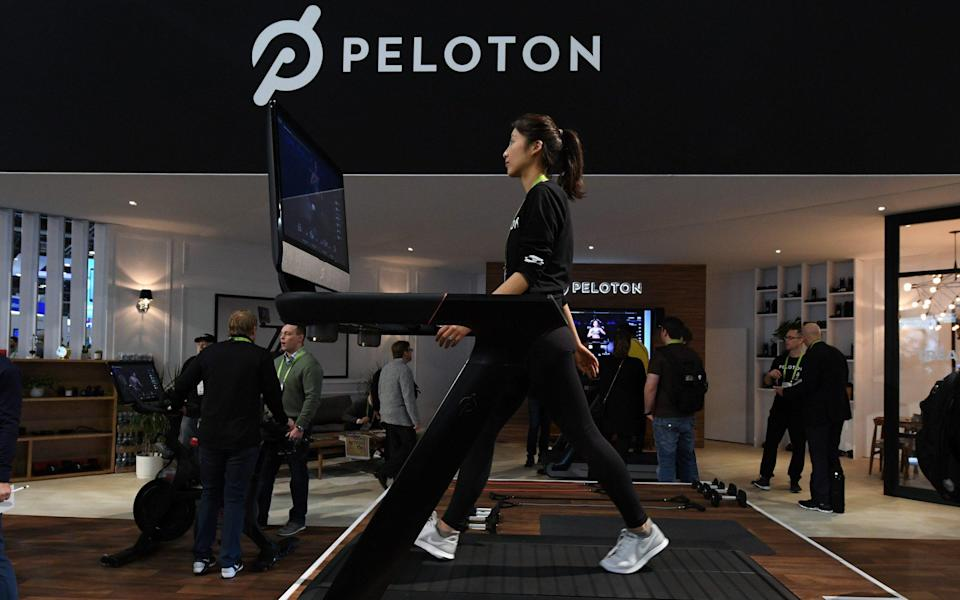 Peloton recalled its Tread and Tread+ treadmills over safety concerns - Ethan Miller/Getty Images