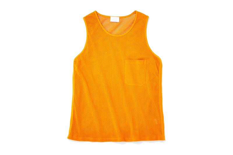 Mesh tank, $180, by Lemaire x Sunspel