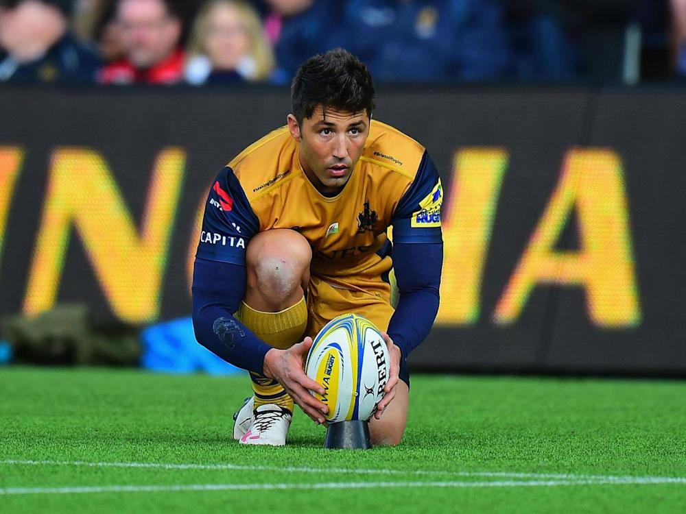 Gavin Henson returns from a toe injury for Bristol (Getty)