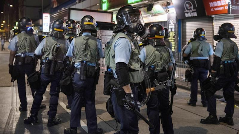 More mass demonstrations are planned in Hong Kong through the weekend