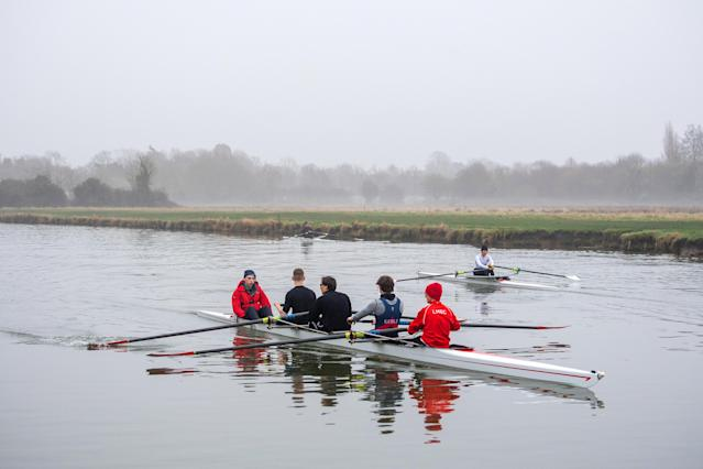 Two World Rowing Cups and the European Olympic Qualification Regatta, all scheduled for Italy, were cancelled.