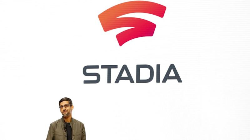 Google unveils Stadia game streaming platform