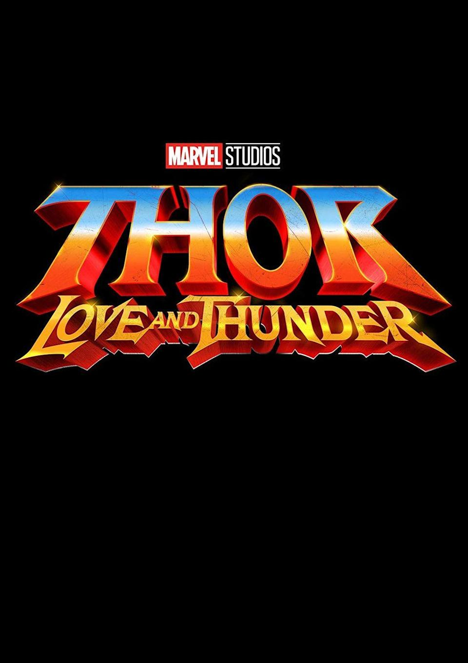 """<p>Marvel will kick off 2022 with a new Thor movie, directed by Ragnarok's Taika Waititi. Rumor has it, this time <a href=""""https://news.avclub.com/jane-foster-will-wield-the-hammer-as-the-female-thor-in-1836568851"""" rel=""""nofollow noopener"""" target=""""_blank"""" data-ylk=""""slk:Jane gets to pick up the hammer"""" class=""""link rapid-noclick-resp"""">Jane gets to pick up the hammer</a>! It hits theaters May 6, 2022. </p>"""