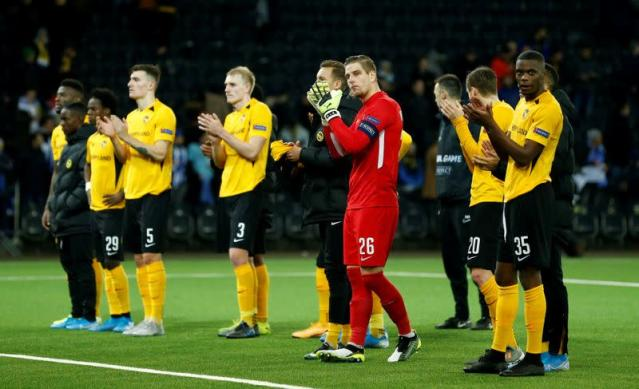 FILE PHOTO: Europa League - Group G - BSC Young Boys v FC Porto