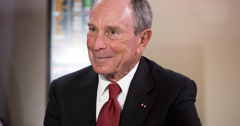 A.I. 'won't take over the world' but it is a threat to jobs, said Michael Bloomberg