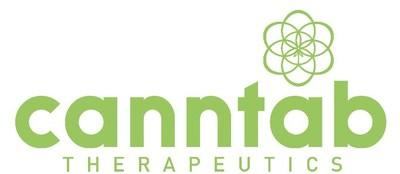 Logo: Canntab Therapeutics Limited (CNW Group/Canntab Therapeutics Limited)
