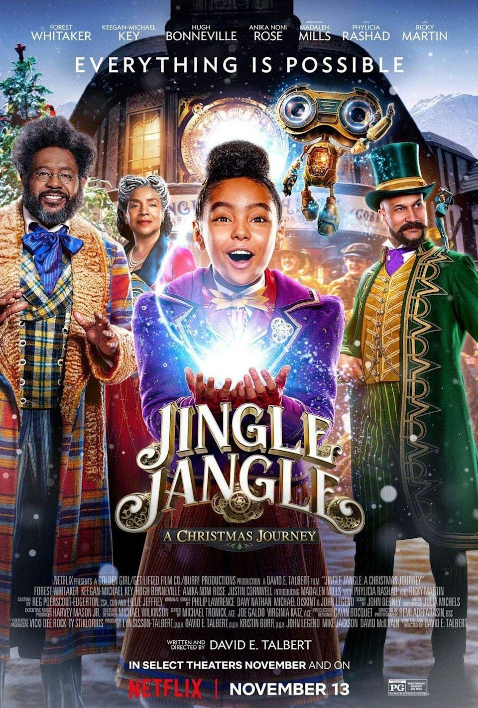 """<p>After being betrayed by a trusted friend, a toymaker rediscovers what it means to be joyful when his granddaughter suddenly comes into his life.</p><p><a class=""""link rapid-noclick-resp"""" href=""""https://www.netflix.com/title/80232043"""" rel=""""nofollow noopener"""" target=""""_blank"""" data-ylk=""""slk:STREAM NOW"""">STREAM NOW</a></p>"""