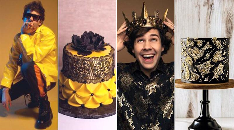 YouTuber David Dobrik As Vibrant Cakes in This Twitter Thread Looks Ravishing and Delicious, Check Viral Tweets