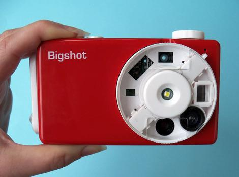 Build your own digital camera, and build knowledge and creativity