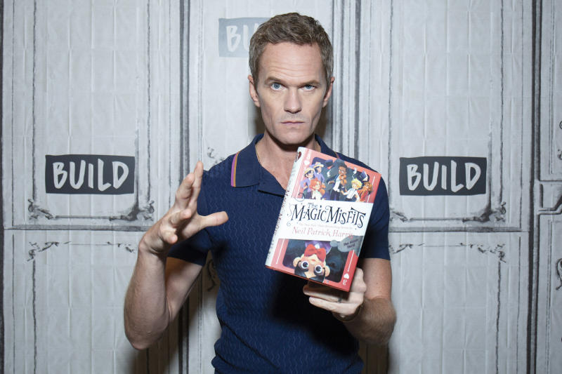 Neil Patrick Harris wants to cast a spell on you with The Magic Misfits. (Photo: Getty)