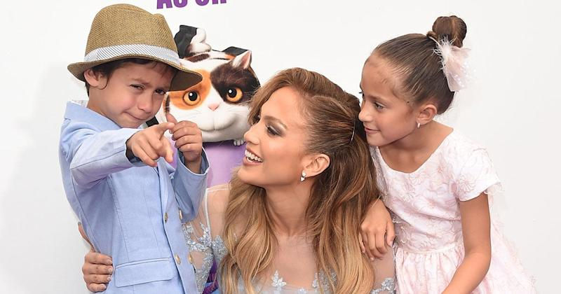 Inside Jennifer Lopez's lavish surprise birthday party for twins Max and Emme
