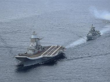 Fire on board INS Vikramaditya kills Indian Naval officer: Accident took place when aircraft carrier was entering Karwar harbour