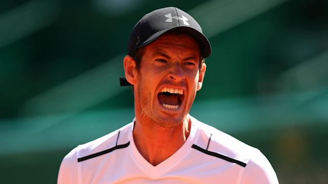 Albert Ramos-Vinolas twice came from behind against Andy Murray to deny the top seed a place in the Monte-Carlo Masters quarter-finals.