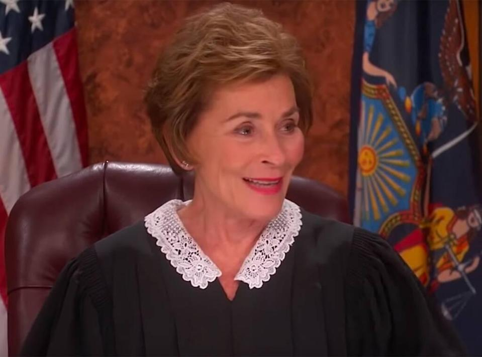 Curb Your Enthusiasm Guest Stars, Judge Judy